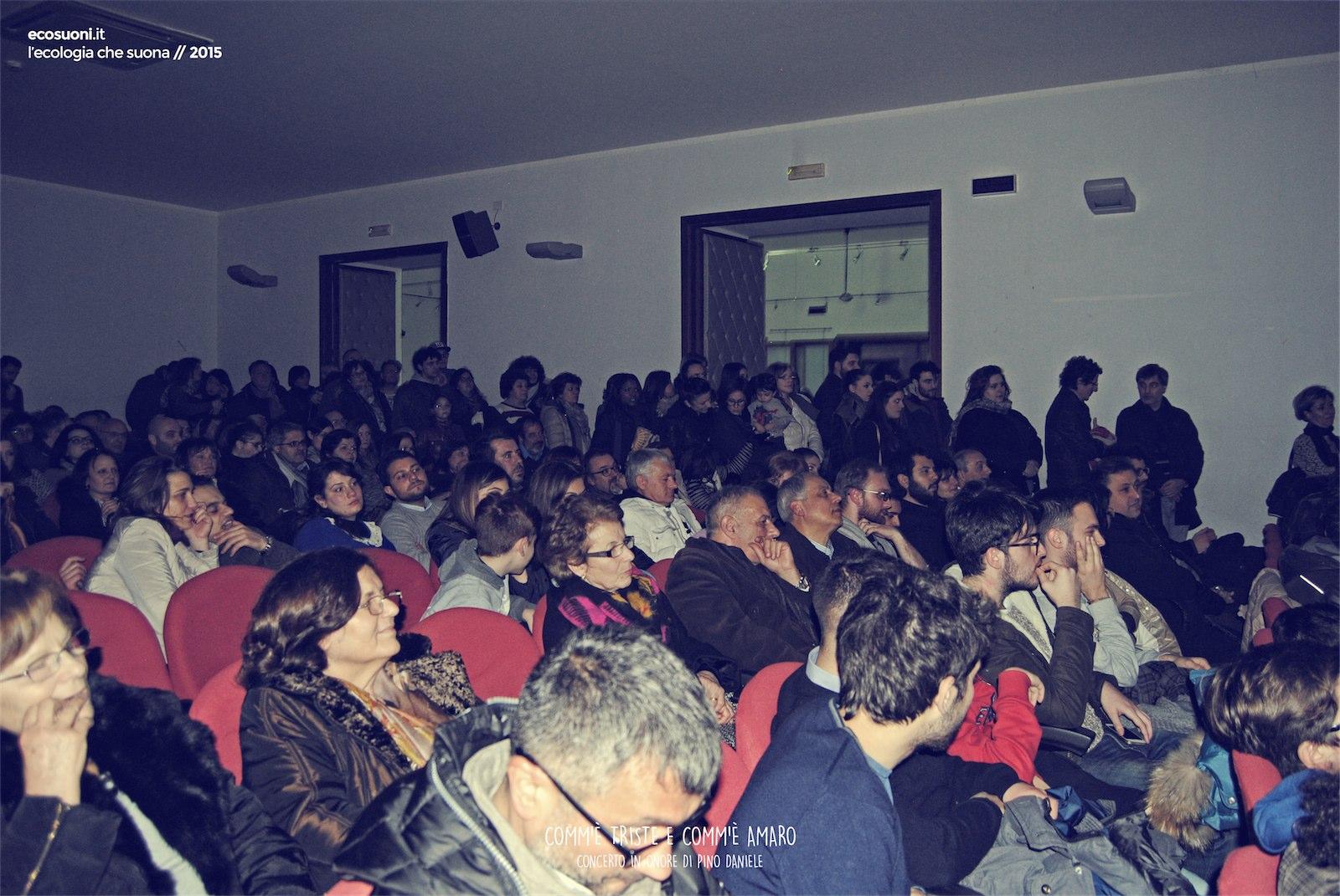 Concerto in onore di Pino Daniele // Ecosuoni Live 2015