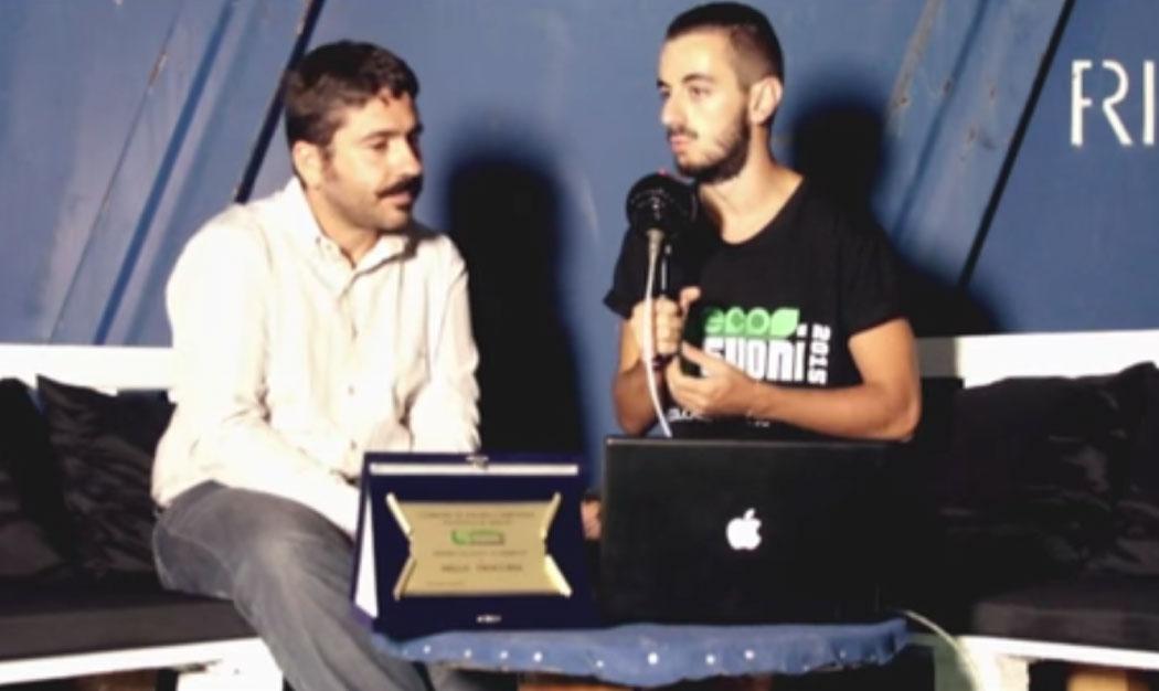 Intervista a Nello Trocchia all'Ecosuoni Festival 2015