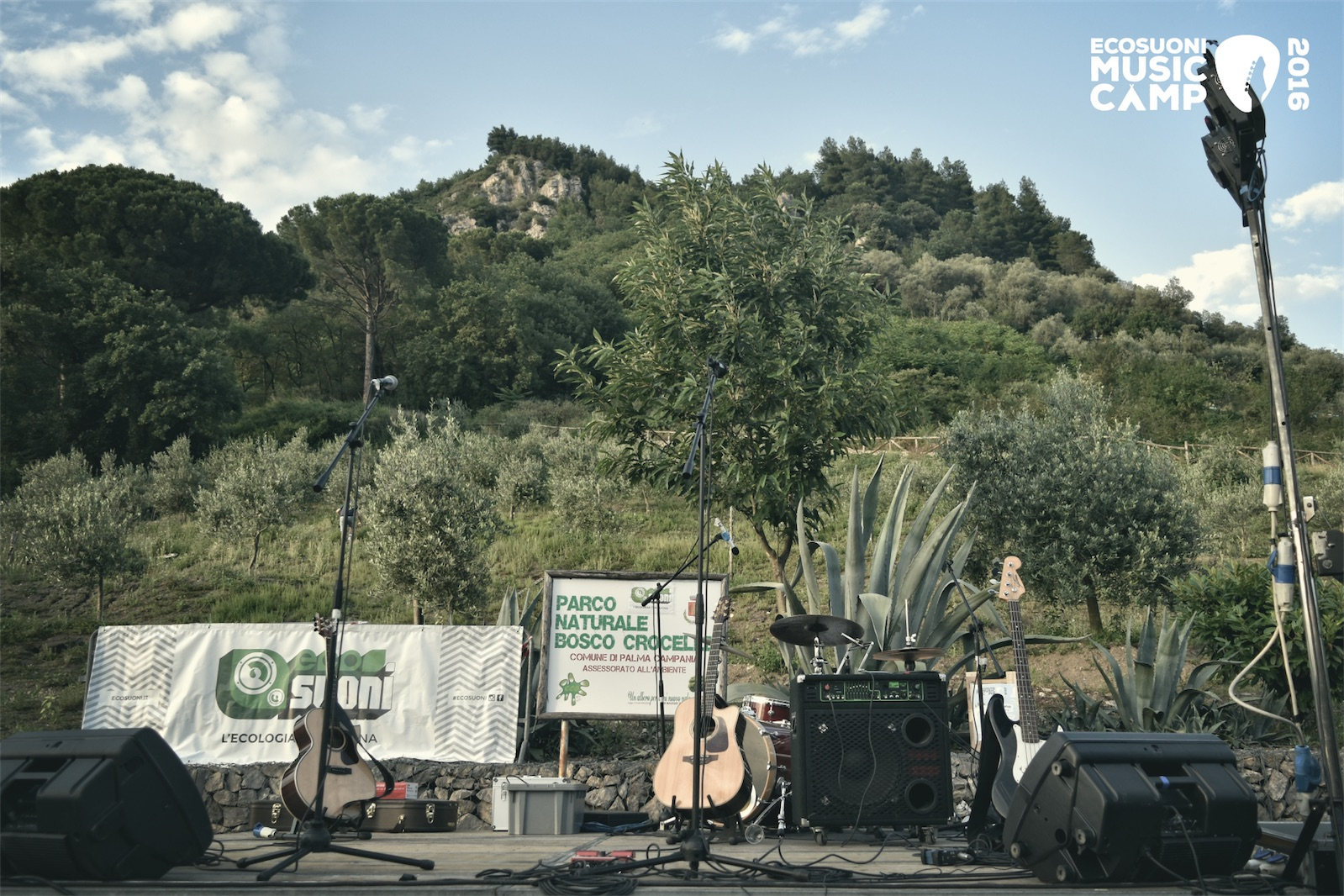 Foto Ecosuoni Music Camp 2016