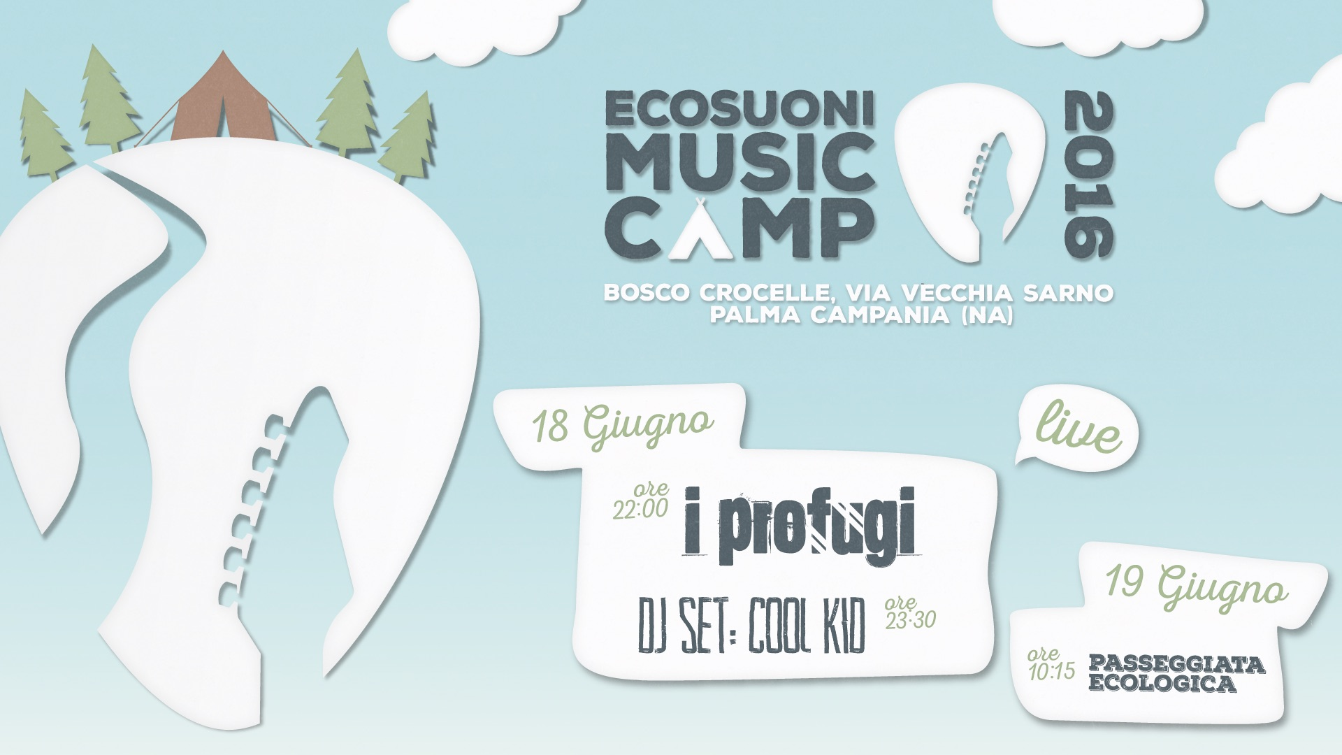 Ecosuoni Music Camp 2016