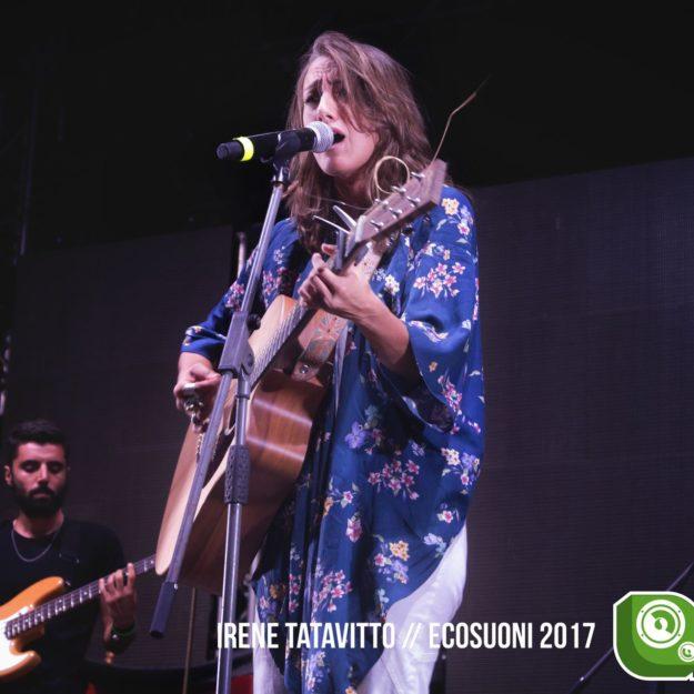 Irene Tatavitto Ecosuoni 2017